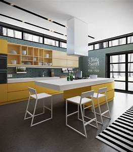 16 ultra modern kitchen designs that will leave you speechless 1057