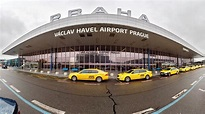 Airport in Prague — Vaclav Havel or Praha-Ruzyne