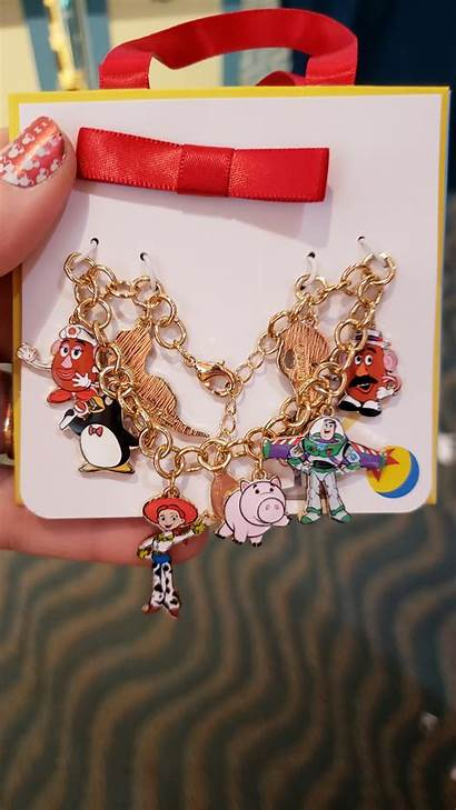 Jewelry Pixar Fest Fun Disney Assortment Colorful
