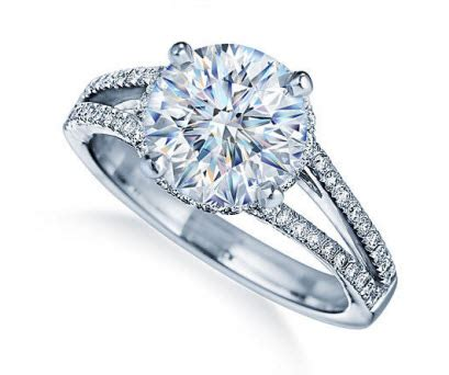 unique engagement rings choosing a setting style
