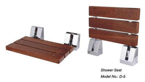 teak folding shower chair china mainland other accessories