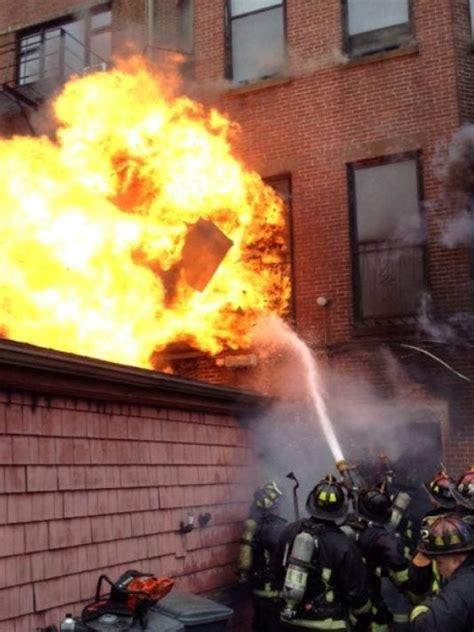 firefighters dead  boston apartment blaze