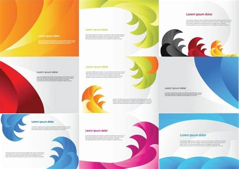 15 Business Card Vector Images