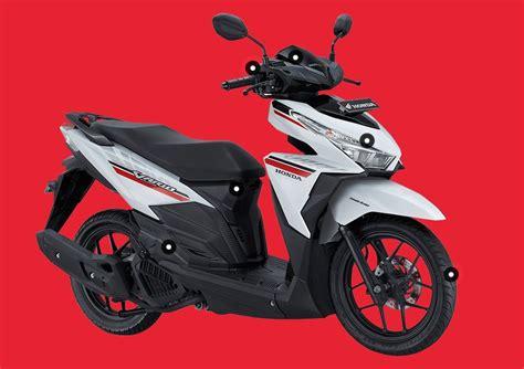Modif Vario 125 2017 by Honda Vario 125 2017 Putihh Warungasep