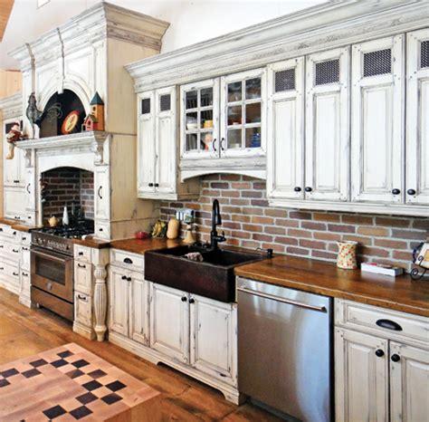 cuisines de charme davaus cuisine blanche de charme avec des idées