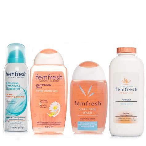 femfresh feminine care kit feminine hygiene chemist direct