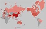 一文看懂新冠肺炎国际疫情现状局势-新闻频道-和讯网