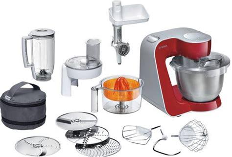Bosch Küchenmaschine »styline Mum56740«, 900 Watt, Mit Viel Zubehör Online Kaufen