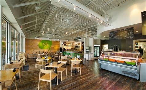 healthy lifestyles lead  healthy restaurant concepts