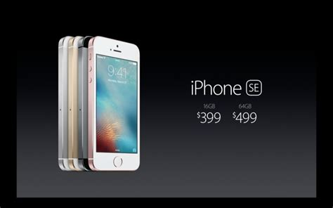 when does iphone 6s come out apple introduces 4 inch iphone se powered by same