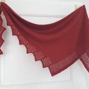 bella shawl knitting pattern  jumpercables knitting