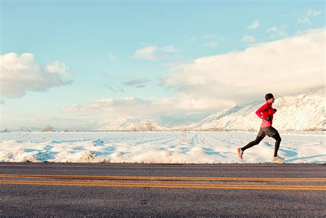will running outside in the winter make you sick gear