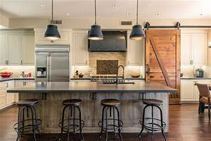 Gilbert, Industrial Farmhouse Kitchen and Game room