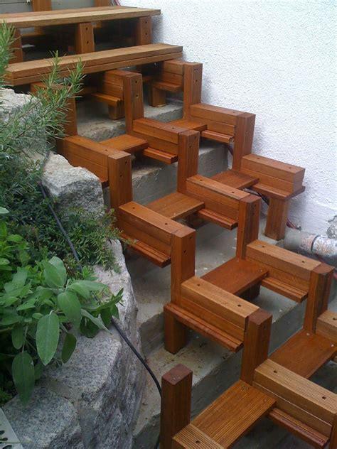 Treppe Für Terrasse by Terrasse Bauen Treppe Gartentreppen Terrasse Bauen