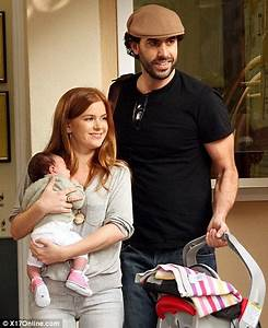 Family unit: Sasha Baron Cohen and Isla Fisher, pictured ...