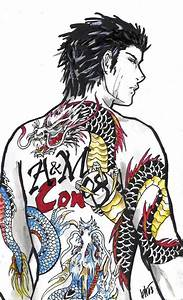 ::Yakuza tattoo :: by Milwa-cz on DeviantArt
