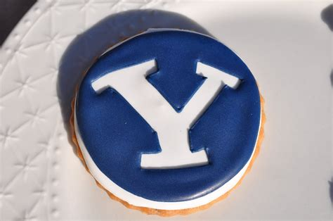 Byu Cookies For A Birthday Party