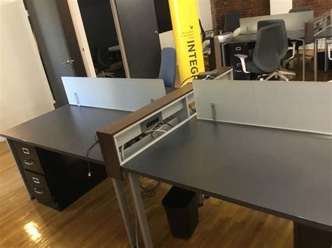 Used Mayline E5 5x2.5   Used Office Desks   Used Office