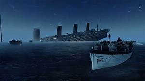 Experience, The, Sinking, Titanic, With, New, Vr, Game