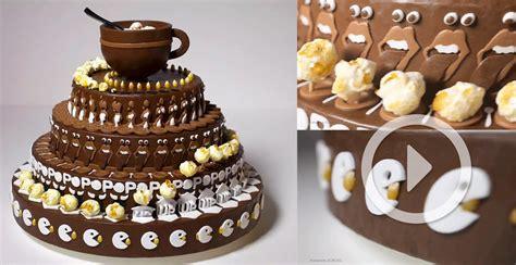alexandre duboscs newest animated zoetrope cake melting