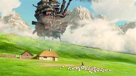 Miyazaki Spirited Away Wallpaper 移动的城堡壁纸图片 移动的城堡壁纸图片下载