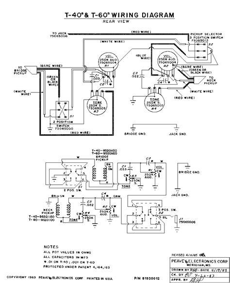 Peavey Speaker Wiring Diagram wrg 5168 peavey speaker wiring diagrams