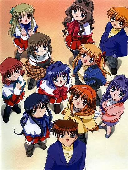 Kanon Anime 2002 Wiki Fandom Wikia Cb
