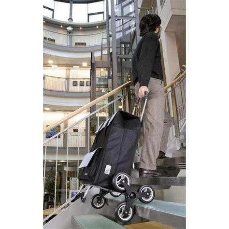 chariot de course monte escalier royal