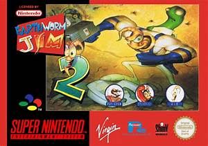 Earth Day Flyer Earthworm Jim 2 Details Launchbox Games Database