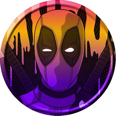 Deadpool Icon Superhero Fanart Pfp Cool Badassfreetoedi