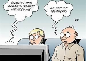Steuern Abgaben Berechnen : steuern und abgaben von erl politik cartoon toonpool ~ Themetempest.com Abrechnung