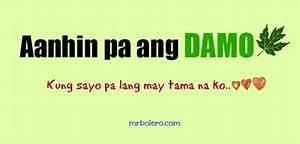 Tagalog Pick-up... Anong Problema Mo Quotes