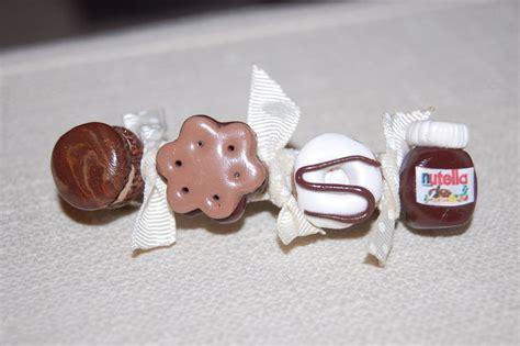 creation en pate fimo gourmandise barette macaron bn donuts pot de nutella cr 233 ation de gourmandise en p 226 te fimo