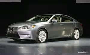 2012 porsche cayenne hybrid 2013 lexus es300h has 200 hp and 39 mpg combined 2012 ny auto autoguide com