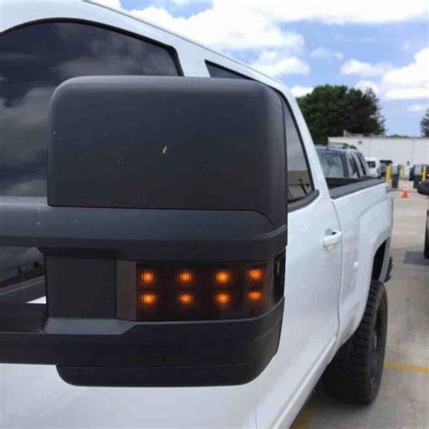 denali power tow mirror amber lenses page