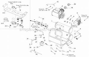 Porter Cable C3101 Parts List And Diagram