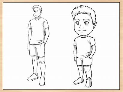 Person Draw Drawing Steps Easy Sleeping Drawings