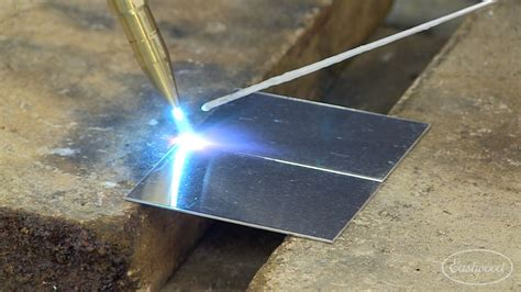 how to gas weld aluminum sheet metal with a cobra torch