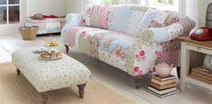 patchwork sofa vintage style patchwork sofa from dfs cosy home