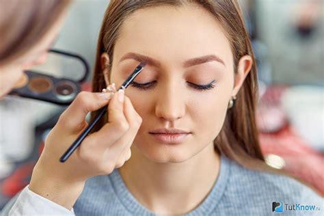 Тест по макияжу