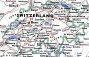 Switzerland Map Google