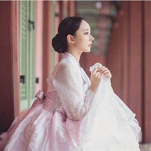 17 best images about korea hanbok on pinterest korean for Hanbok wedding dress