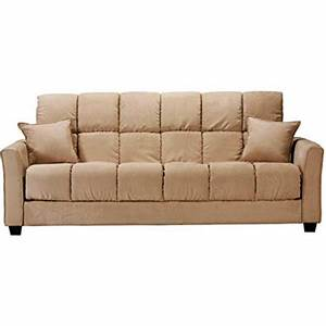 Baja Convert A Couch And Sofa Bed Multiple Colors Khaki