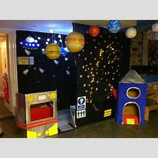 Outer Space Roleplay Classroom Display Photo  Photo Gallery  Sparklebox  Universo Space