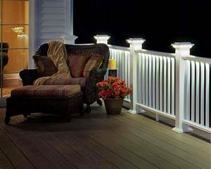 Deck Rail Lights From Azek