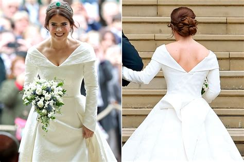 Princess Eugenie Wears Same Style Tiara As Meghan Markle