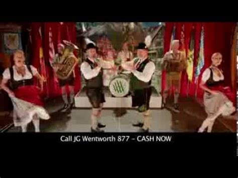 jg wentworth commercial guten tag youtube
