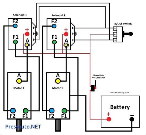 12 volt winch wiring diagram free wiring diagram