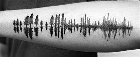 tree  tattoo design ideas  men timberline ink