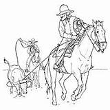 Coloring Cowboy Pages Rodeo Printable Mickey Horse Mouse Toy Story Cow Printabe Sheets Momjunction Colouring Riding Adult Cartoon Books Drawings sketch template